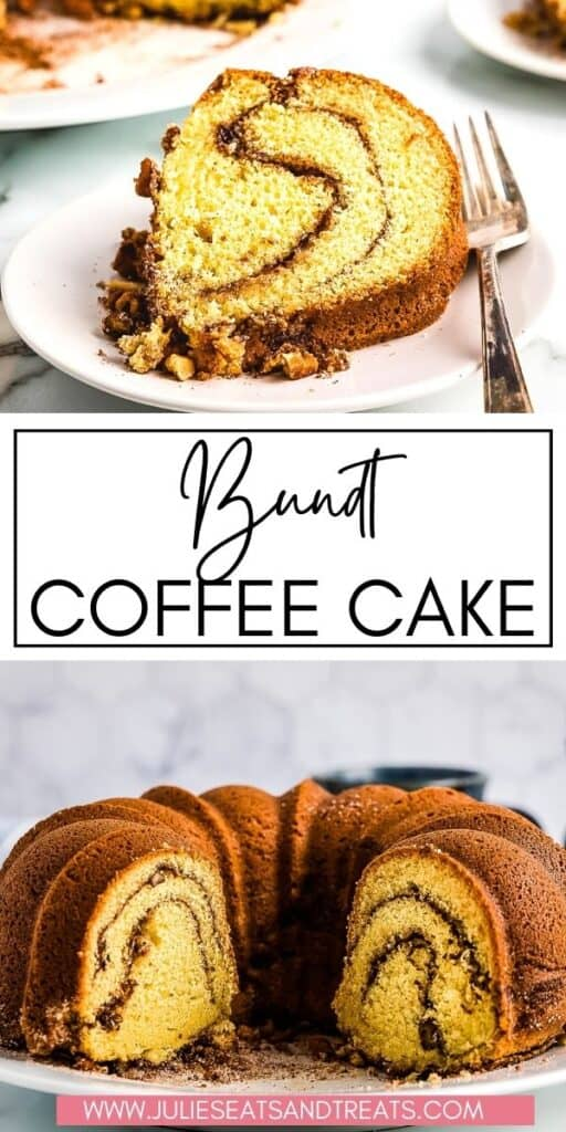 Bundt Coffee Cake JET Pinterest Image