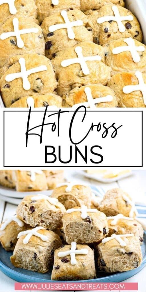 Hot Cross Buns JET Pin Image