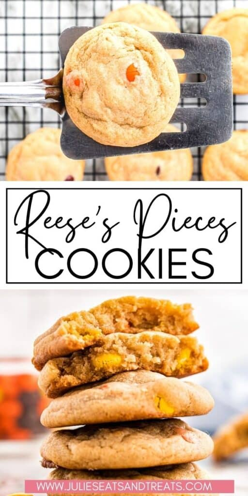 Reese's Pieces Cookies JET Pin Image
