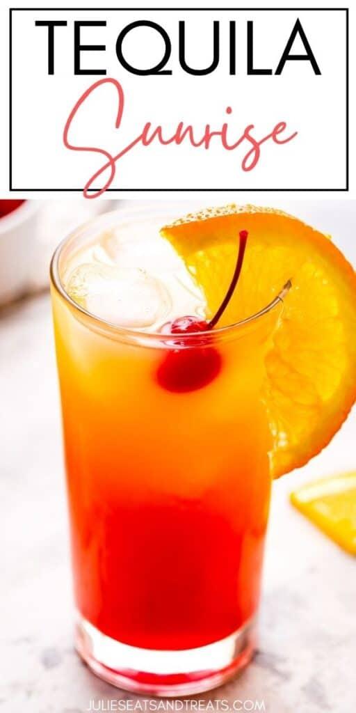 Tequila Sunrise JET Pin Image