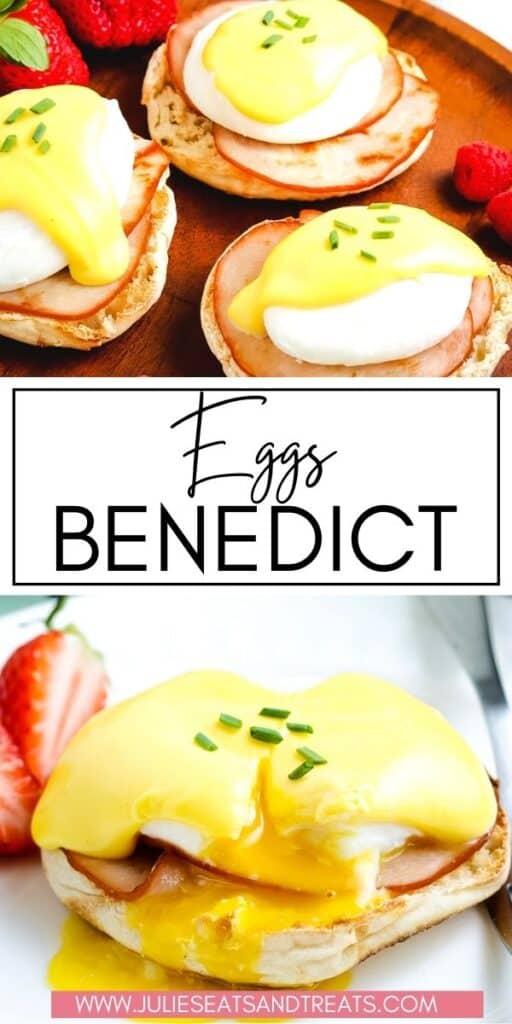 Eggs Benedict JET Pin Image