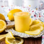 Lemon Curd Square cropped image