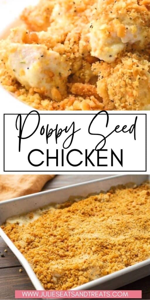 Poppy Seed Chicken JET Pin Image