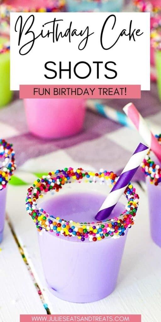 Birthday Cake Shots JET Pinterest Image