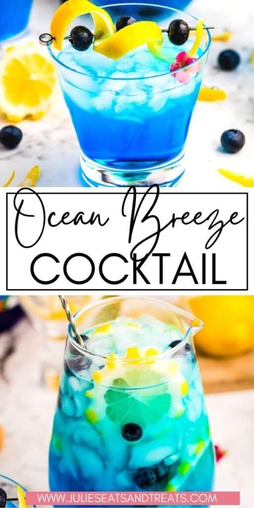 Ocean Breeze Cocktail JET Pinterest Image