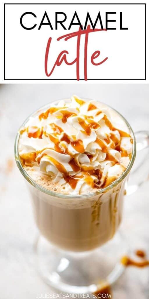 Caramel Latte JET Pinterest Image