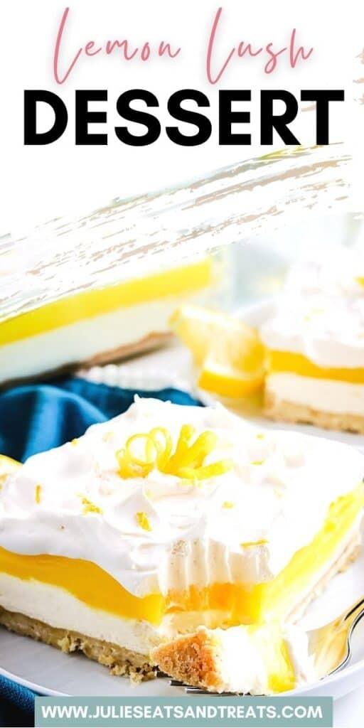 Lemon Lush Dessert JET Pin Image