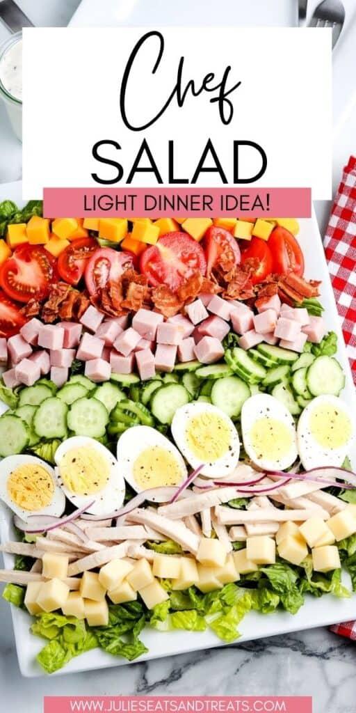 Chef Salad JET Pin Image