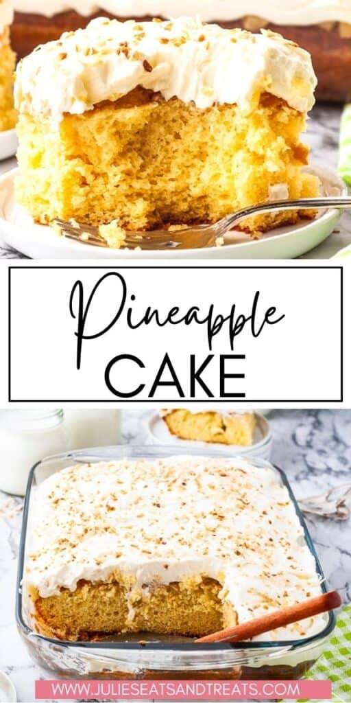 Pineapple Cake JET Pin Image