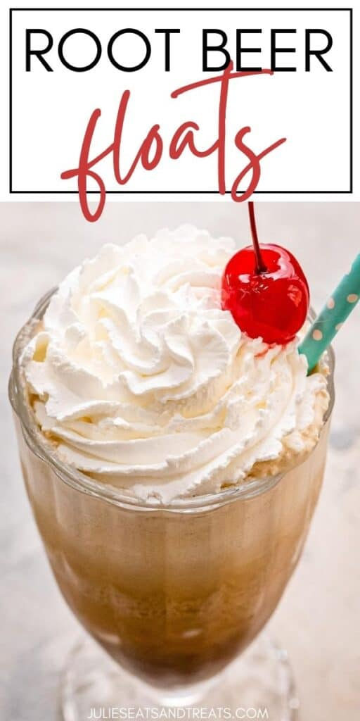 Root Beer Floats JET Pin Image