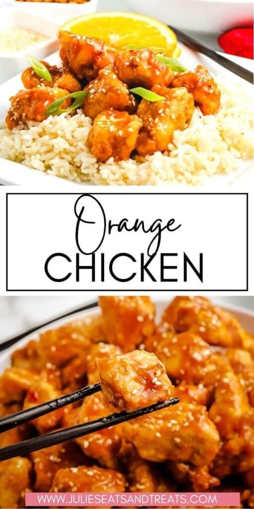 Orange Chicken JET Pinterest Image