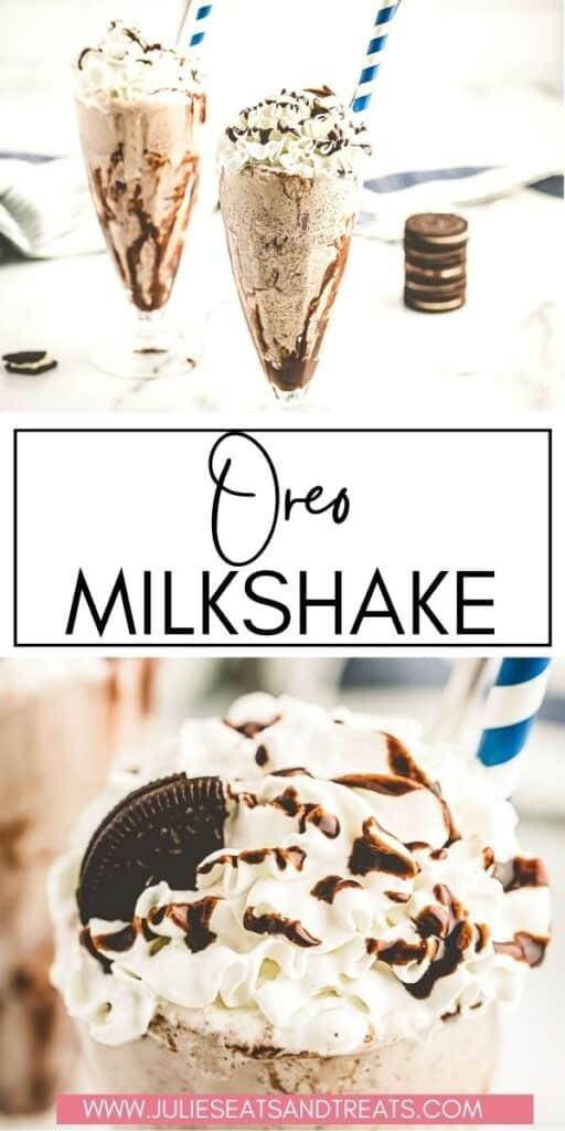 Oreo Milkshake JET Pin Image