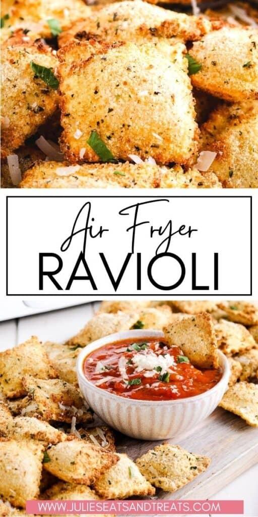 Air Fryer Ravioli JET Pin Image