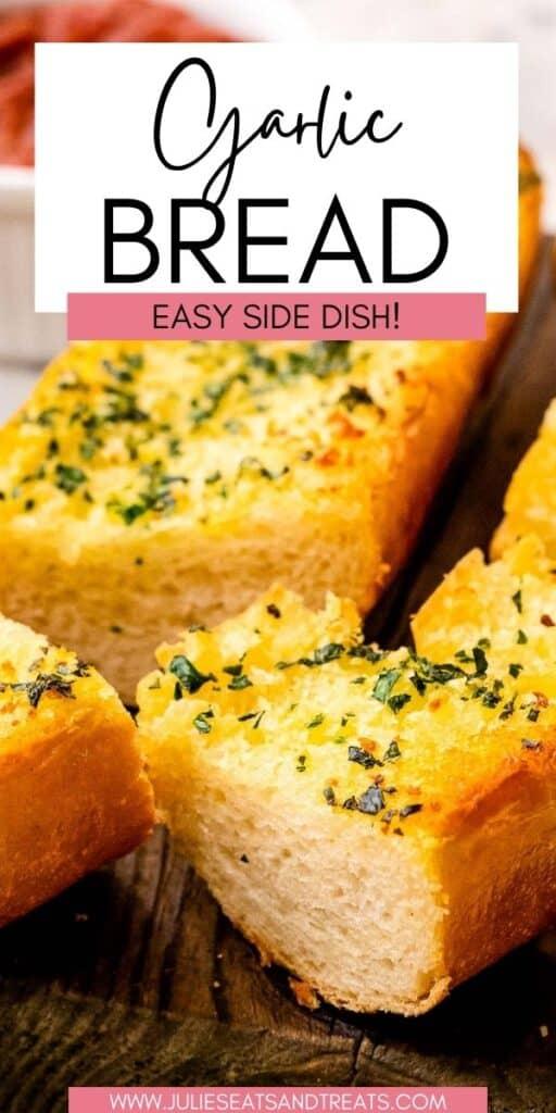 Garlic Bread JET Pin Image