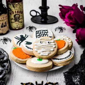 Halloween Cookies Square cropped image
