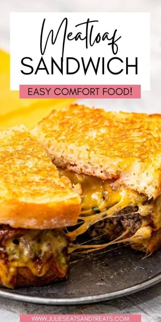 Meatloaf Sandwich JET Pin Image
