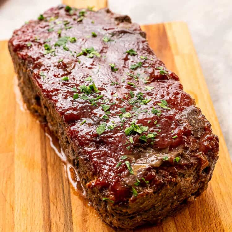 Meatloaf Square cropped image