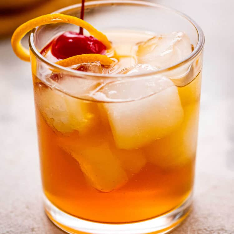 Whiskey Sour Square Cropped Image